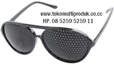 Efektivitas Kacamata terapi Penurun Minus, Pemulih Plus,Silindris
