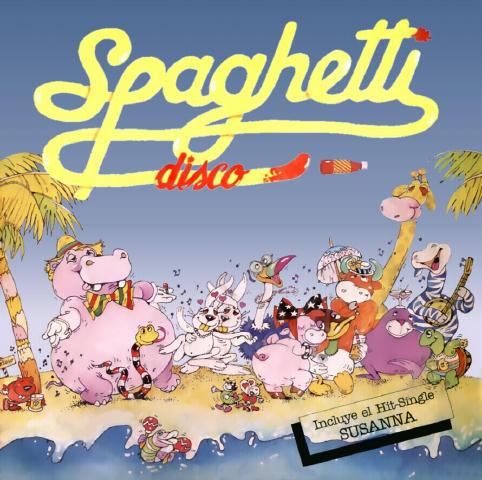 Spaguetti Vol 01 (Primer Plato)