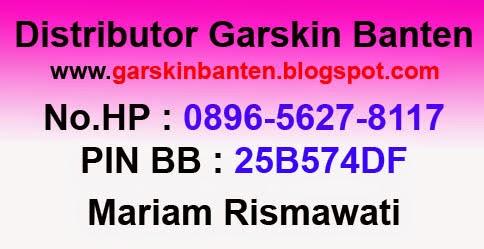 Distributor Garskin Banten