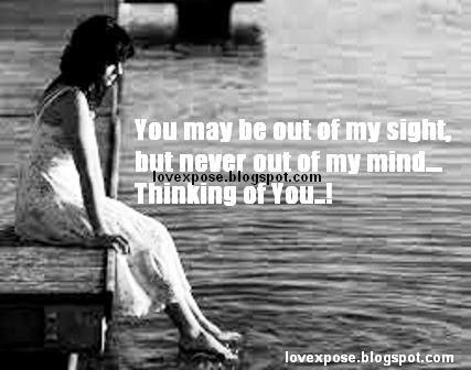 Girl Thinking of You image