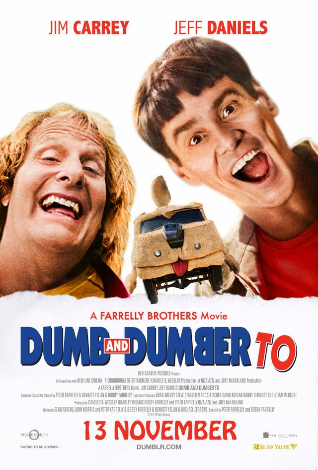 dumb and dumber to free movie