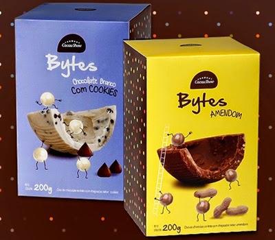 chocolates Cacau Show Ovos de Páscoa