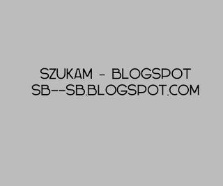 Szukam-Blogspot