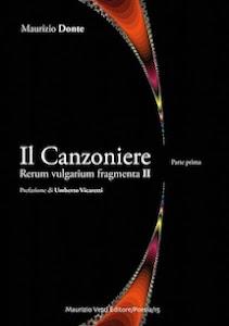 Il Canzoniere, Maurizio Donte - Vetri Editore