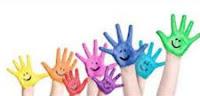 Canzoni per bambini: le dita della mano con testo e video