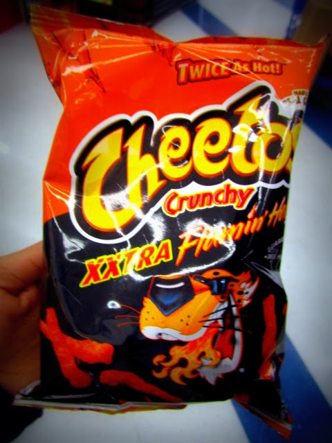 hot cheetos A movie about flamin' hot cheetos is coming to a theater near you the spicy red version of the classic cheese-flavored snack, cheetos, is getting its own film, sort of fox searchlight pictures is producing a biopic about the janitor who invented them he is the son of a mexican immigrant who.