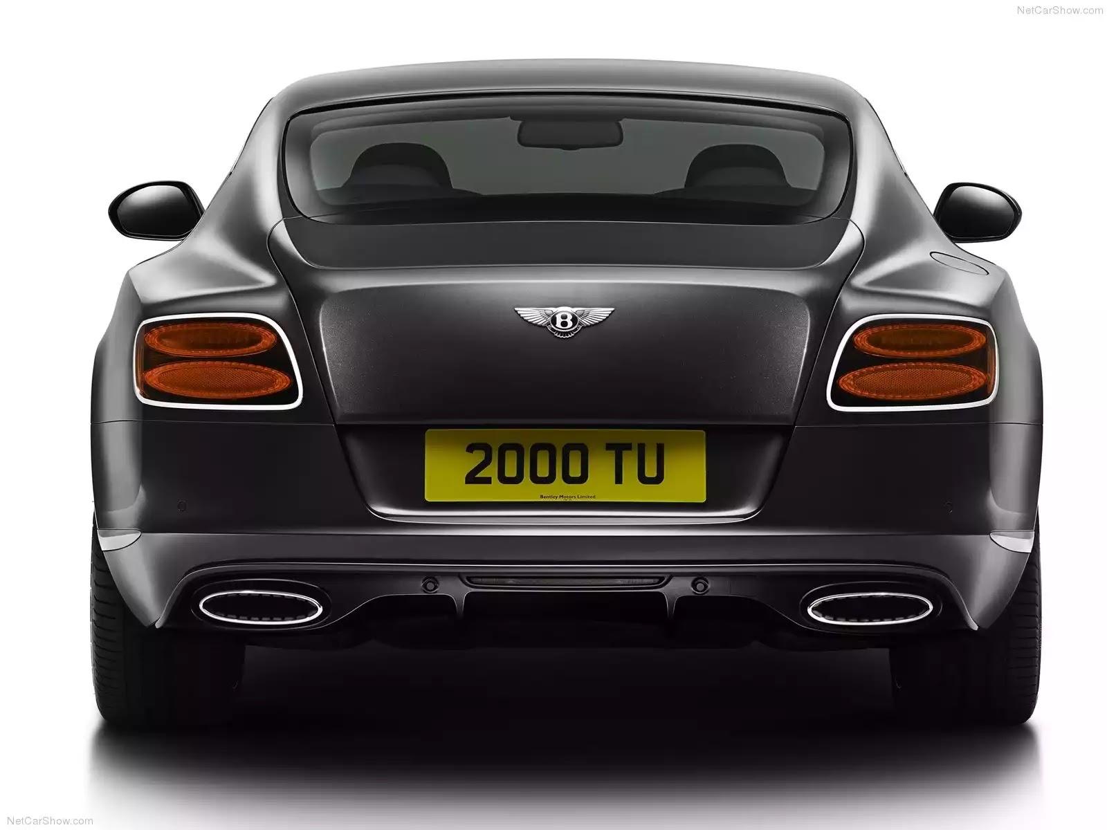 Hình ảnh xe ô tô Bentley Continental GT Speed 2015 & nội ngoại thất