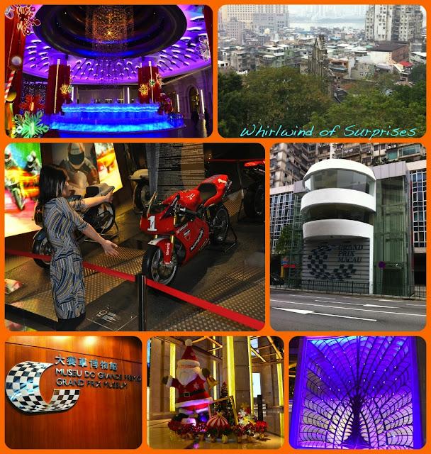 Macau, Grand Prix Museum, Da San Ba, Galaxy Hotel, travel, Asia