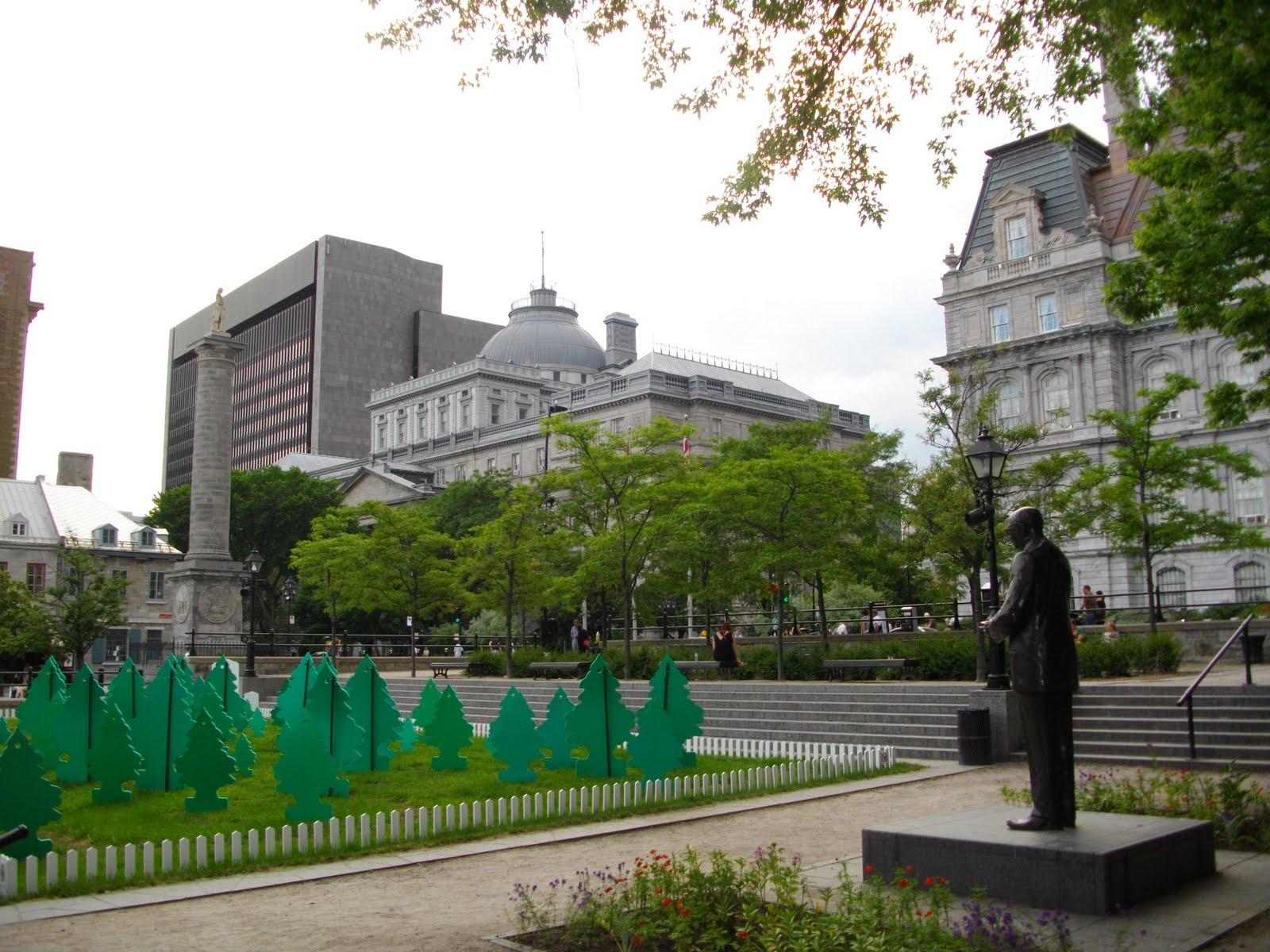 Montreal157 expositions estivales gratuites au mus e du for Au jardin du gouverneur quebec