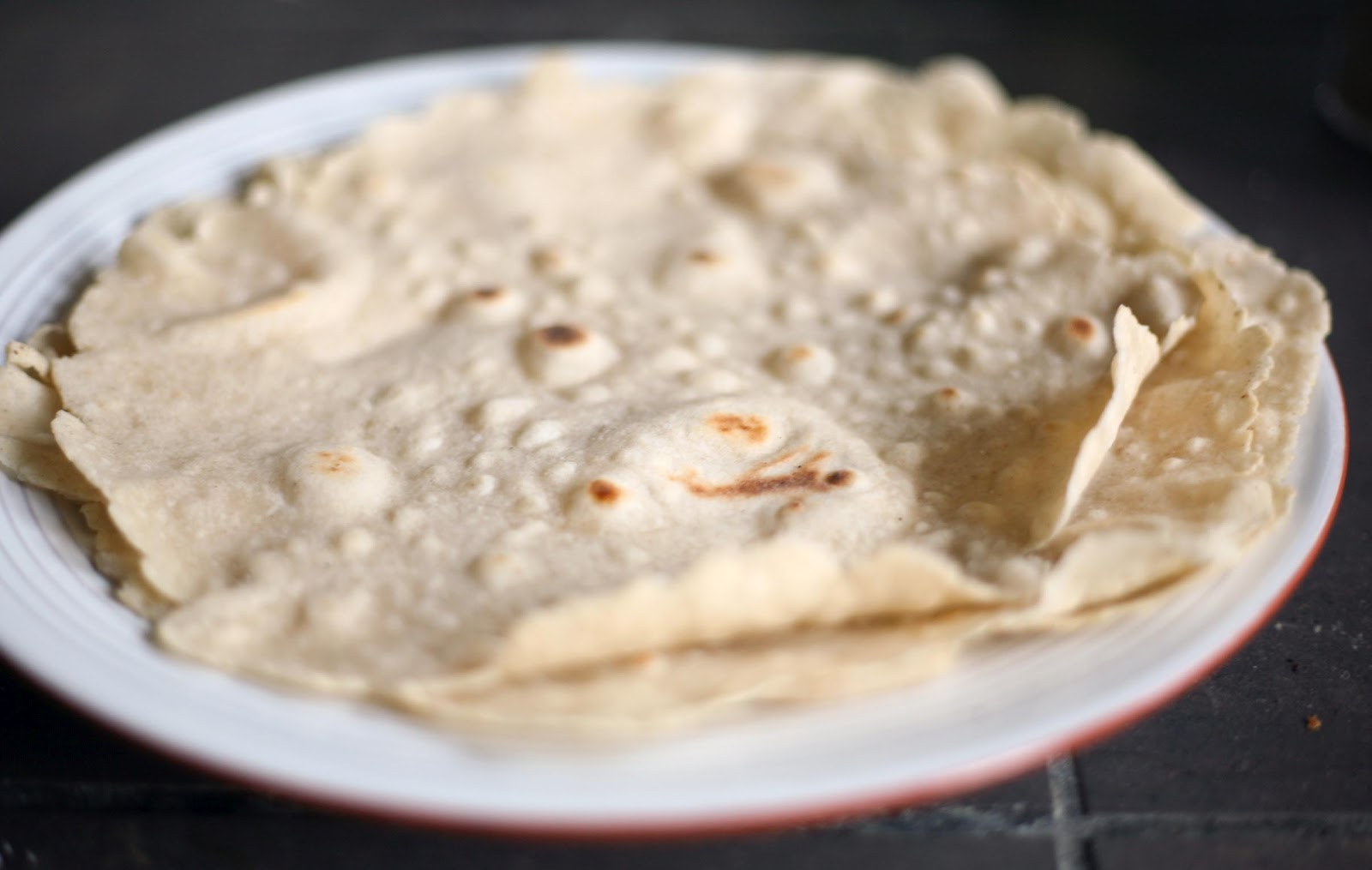Perfect Gluten-free Flour Tortillas