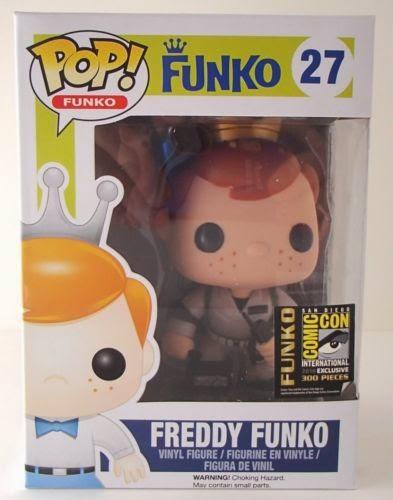Freddy Funko Ghostbusters