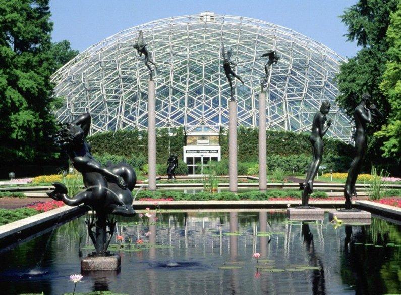 Climatron botanical gardens st louis missouri - Missouri botanical garden st louis mo ...