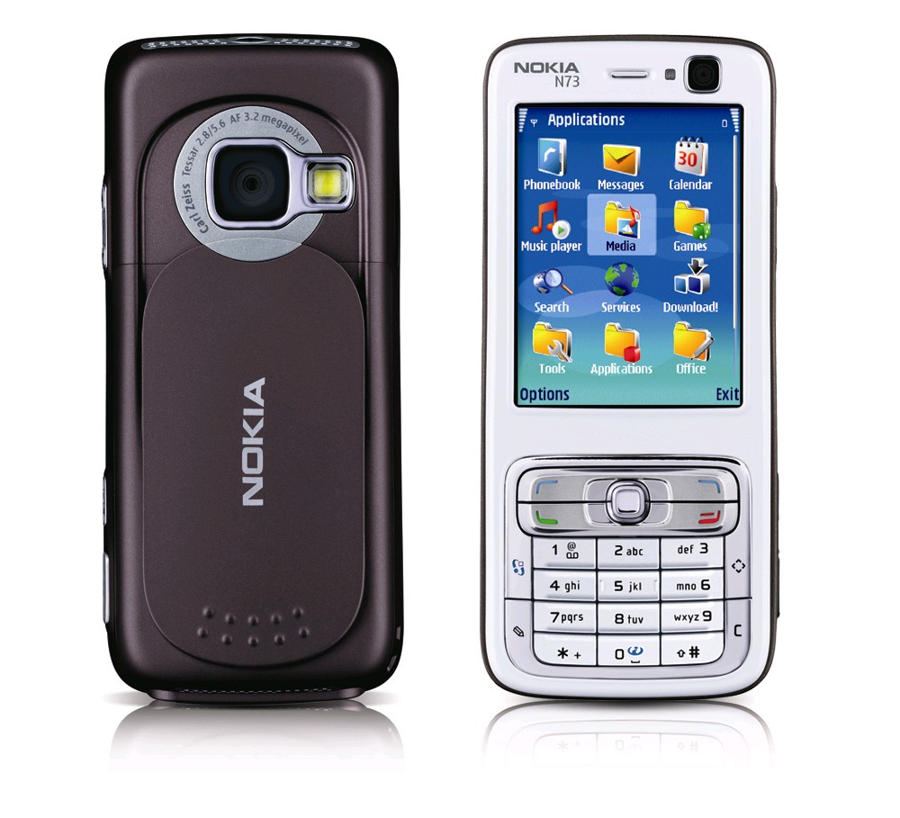 THIS IS NOKIA N73 THIS MOBILE