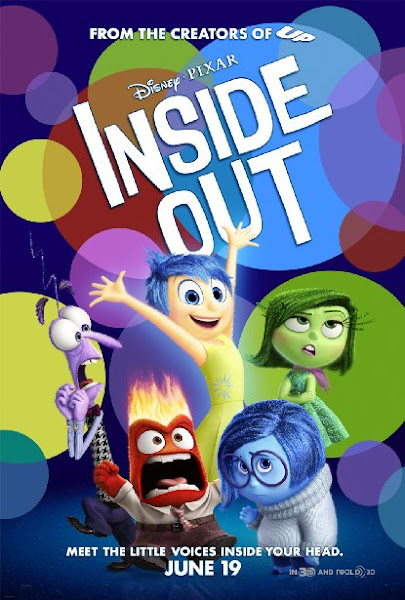 Poster Of Inside Out 2015 720p BRRip English