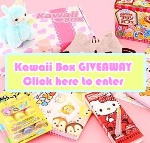 Kawaii Box GIVEAWAY
