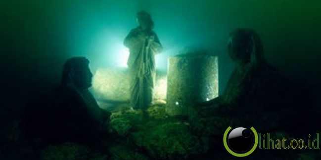 Submerged Wonders of Alexandria, Egypt