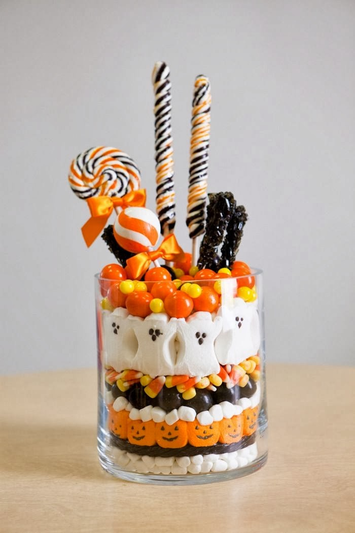 Pretty pearls halloween party ideas for kids