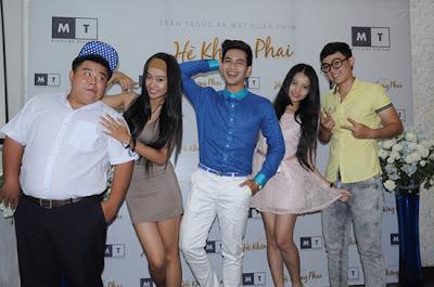 Phim Hè không phai   HTV7 2013 trọn bộ full Online
