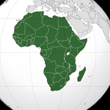 Afrika Başkentleri
