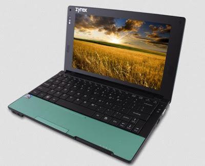 Spesifikasi dan Harga Laptop Zyrex Sky EP1210