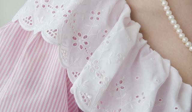 Dotti's, vintage, dresss, princess