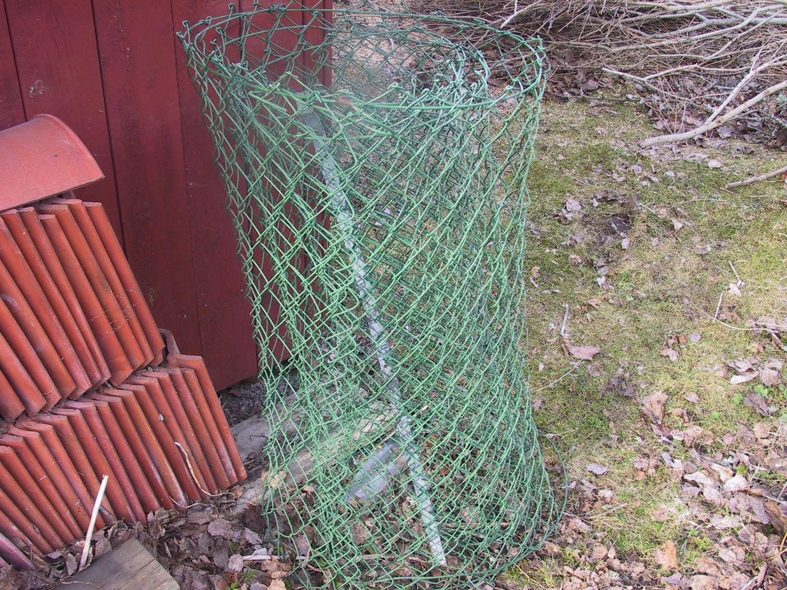 Miljötankar: Återbruk av staket och återbruk i allmänhet