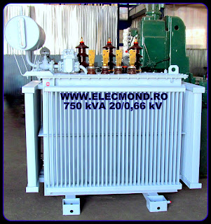 Transformator 750 kVA , transformatoare electrice in ulei , transformator electric , trafo , transformatoare ,  Elecmond Electric , fabrica transformatoare