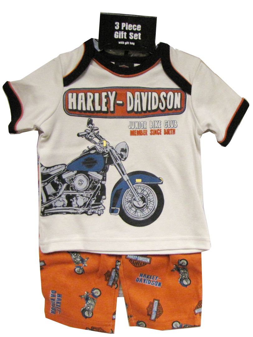 http://www.adventureharley.com/harley-davidson-infant-boys-3-piece-gift-set-2