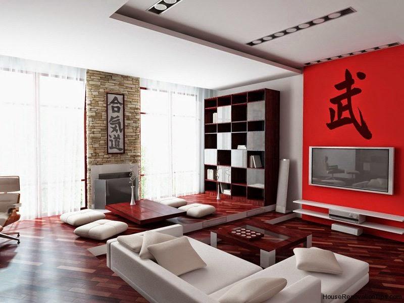 Design Interior Ruang Keluarga Minimalis Modern