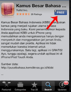 Cara Download Di App Store3