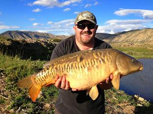 Bobber Johns 20 pound Carp