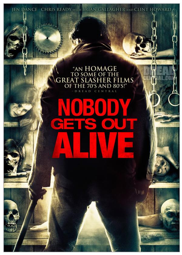 Del Camino Nadie sale Vivo – Nobody Gets Out Alive (2013)