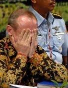 Yvo de Boer, Bali 2007.