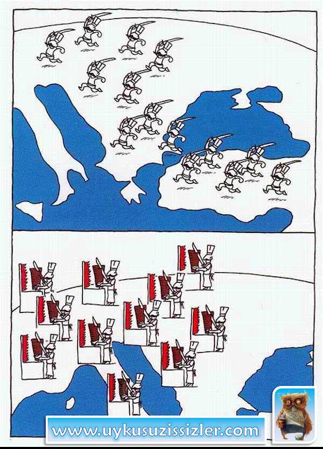Avrupayı işgale giden Türkler.  http://www.uykusuzissizler.com/