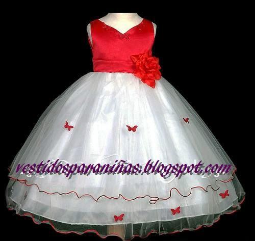 preciosos vestidos para niñas