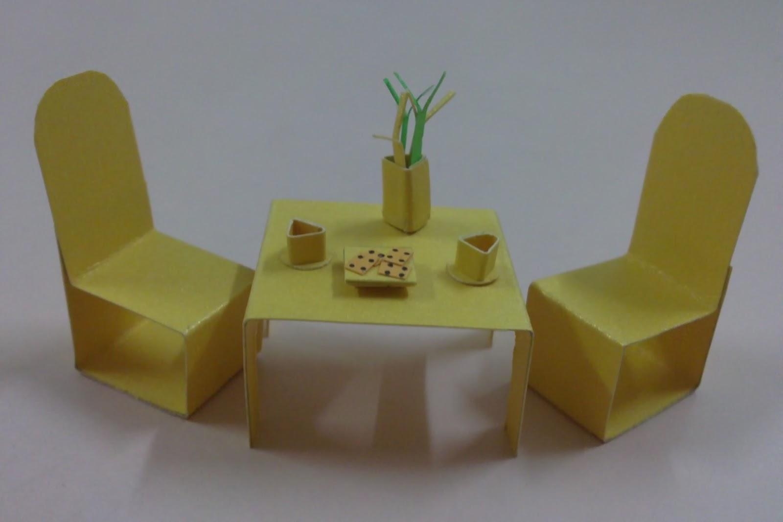 Anything anything mini paper furniture - Paper furniture ...