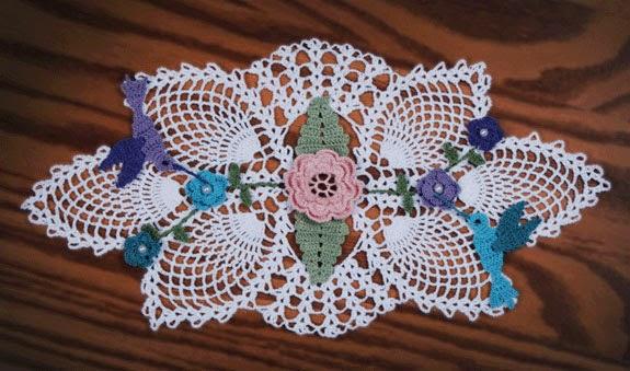 Crochet Memories Blog: Spring Crochet Patterns for Sale!