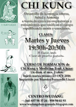 Clases de CHI KUNG