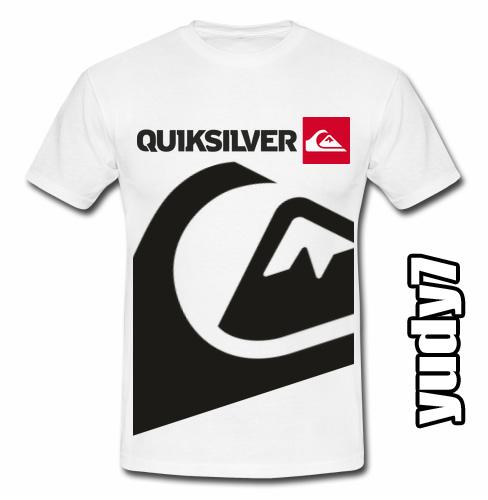 super cool tee shirt quiksilver logo new design gildan