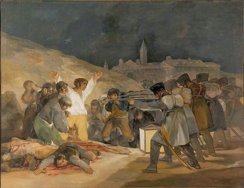 Arte para ni os el pintor francisco de goya para ni os - Busco trabajo de pintor en madrid ...