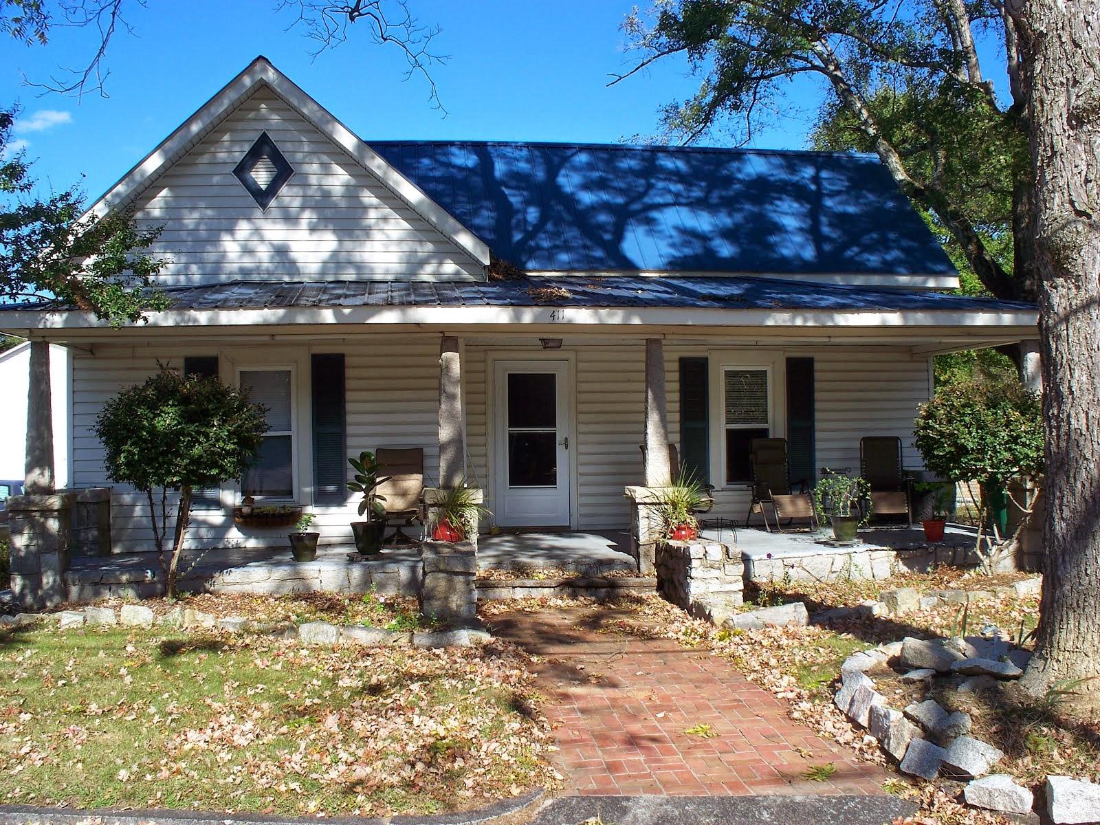 411 Main Street South (GQ), Salisbury NC 28146 ~ Circa 1920 ~ $79,900