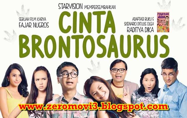 Cinta Brontosaurus DVDRip (2013)