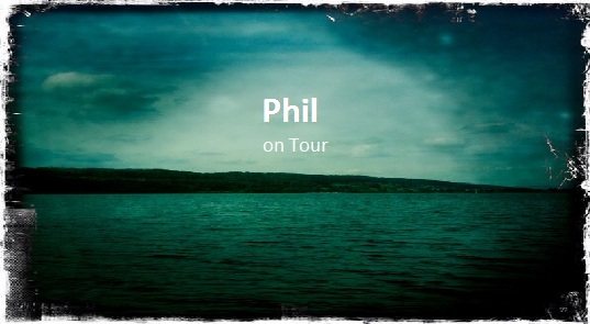 Phil on Tour