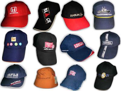 produksi topi jakarta