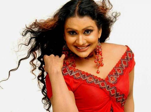 Anusha Damayanthi - Sri Lankan Actress