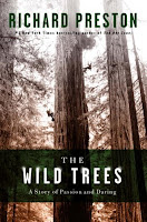 Cover of The Wild Trees by Richard Preston