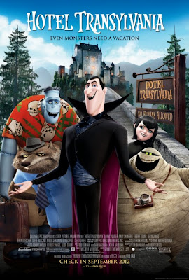 Hotel Transylvania 2012 Bioskop