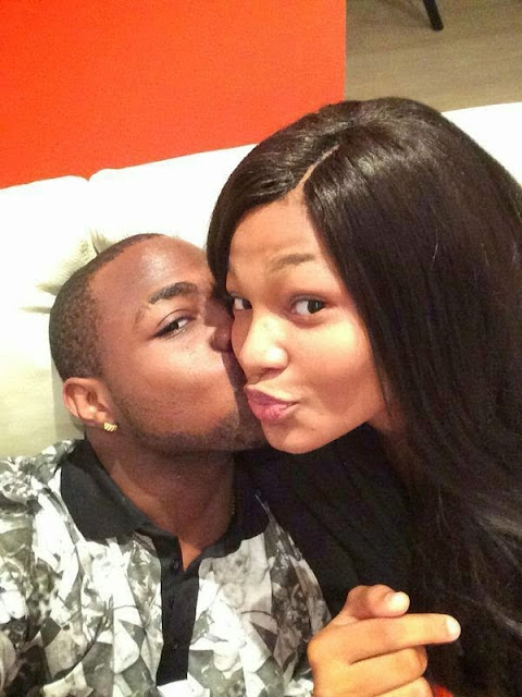 davido new girlfriend