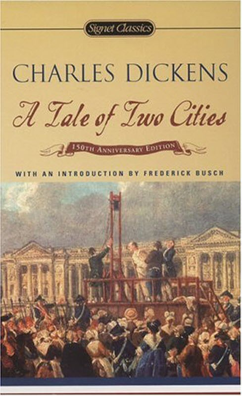 an analysis of a role of capital punishment in a tale of two cities by charles dickens A&p analysis essays: a tale of two cities one might believe that because capital punishment plays such a large role in charles dickens' a tale of two cities.