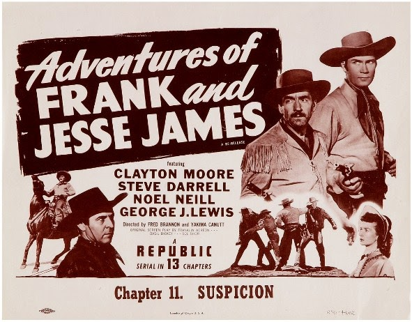 The Adventures of Frank and Jesse James1948